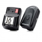 Nice PT-04GY 4 Channel Radio Remote Wireless Hot Shoe Flash Trigger Set - Black
