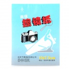 High Quality Soft Lens Cleaning Tissue Paper Booklet (7.5 x 10cm / 50-Sheet)
