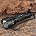 Ultrafire C2 DIY Cree LED Flashlight Shell/Casing Complete Set with Driver Pill (1*18650/2*CR123A)