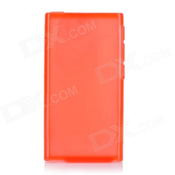 Protective Silicone Case for Ipod Nano 7 - Red