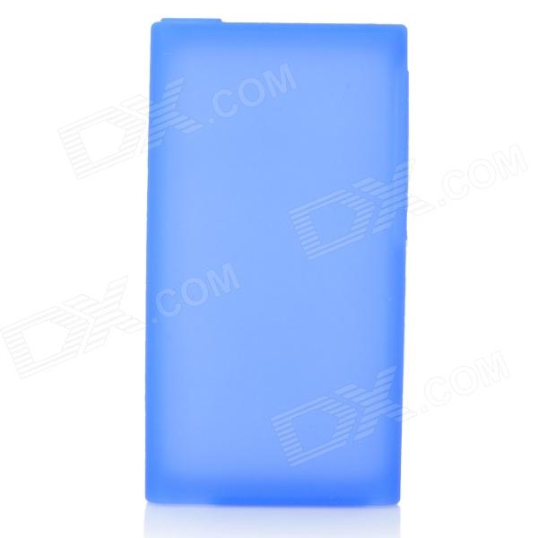 Protective Silicone Case for Ipod Nano 7 - Blue