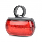 FF-103 3-Mode 5-LED Red Light Bike Safety Tail Lamp (2 x AAA)