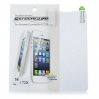 Protective Glossy LCD Screen Protector for Sony Xperia TX LT29i - Transparent