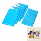Car Vehicle Emergency Urine Bags - Blue (4 PCS)