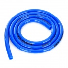 Motorcycle Rubber Fuel Line Hose Tube - Blue