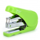Sisman 1035 Fashion Portable ABS Stapler - Green