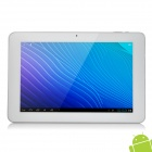 "HD101 10,1 ""Capacitive Screen Android 4.0 Tablet PC w / TF / Wi-Fi / Bluetooth / Camera - White"
