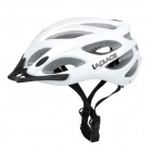 LAPLACE Q6 Outdoor Sports Cycling Helmet w/ Channeled Vents - White (56~65cm)