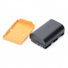 Ruibo LP-E6 Replacement 7.4V 1800mAh Li-ion Battery for Canon 5D Mark II / 60D Mark III - Black