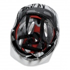 LAPLACE Q3 Outdoor Sports Cycling Helmet w/ Channeled Vents - White + Black (52~60cm)
