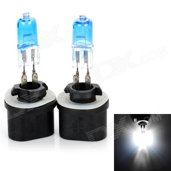 SENCART 890 27W 6000K 604lm White Light Halogen Car / Motorcycle Fog Light (DC 12V / 2 PCS)