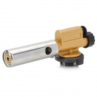 Multi-Function Adjustable Auto Ignition Gas Butane Brazing Torch - Silver + Bronze (1500'C)