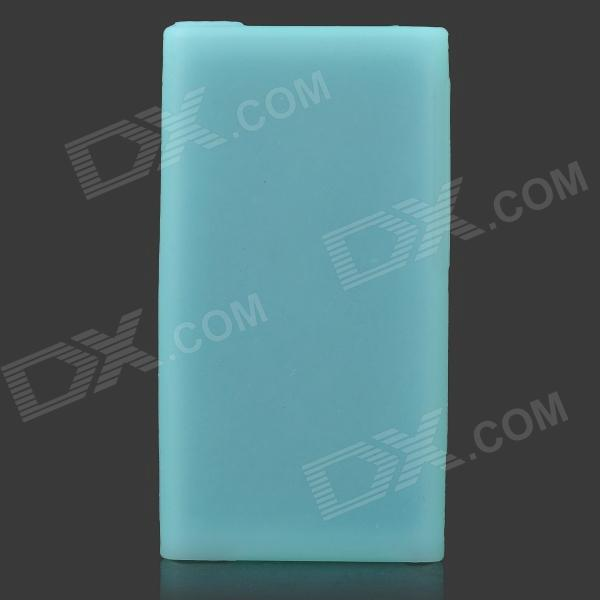 Protective Silicone Case for Ipod Nano 7 - Green