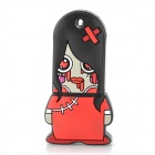 Cartoon-Stil USB 2.0 Flash Drive - Red (8GB)