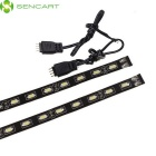Sencart 9W 810LM Cold White 18 * SMD 5730 LED Car Light Strip (2 kpl)