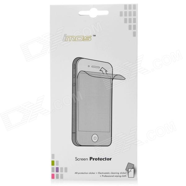IMOS Protective Glossy Screen Front + Back Protector Guard Film for Iphone 5 - Transparent
