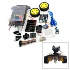 090102 Multi-Function Ultrasonic Robot Car Kits for Arduino (Works with Official Arduino Boards)