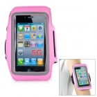 Trendy Sports Outdoor Armband for Iphone 5 - Pink
