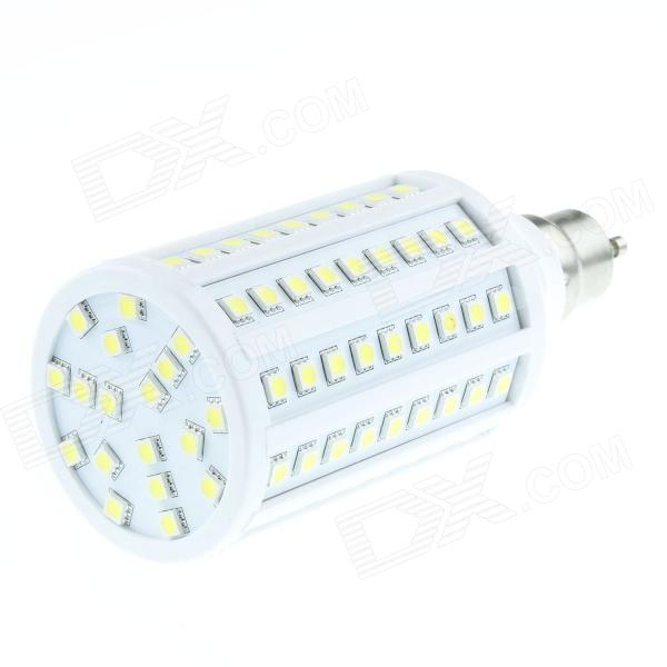 Sencart GU10 21.6W 1404lm 108-SMD 5050 LED White Light Bulb (AC 85~265V) r7s 15w 5050 smd led white light spotlight project lamp ac 85 265v