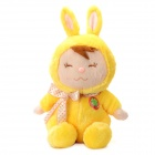 Babytalk A0021 Super Cute Soft Rabbit Doll Toy - Yellow
