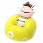 Babytalk CT013 Cute Adorable Navy Rabbit Mobile Phone Stand Holder - Green