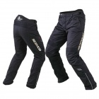 Scoyco P026-XL Motorcycle Professional Racing Pants - Black (Size XL)