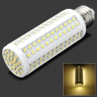 E26 12W 855LM 3500K Warm White 171-SMD 3528 LED Light Bulb - White (85~265V)