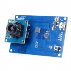 "DIY 8051 2.8"" Screen OV7670 Glass Fiber Camera Module for MCU - Blue"