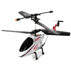 Rechargeable 2.5-CH IR Remote Controlled R/C Helicopter - White + Black + Red