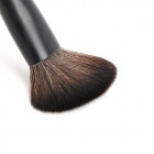 Professional Cosmetic Makeup Blush Powder Brush - Black