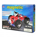 WITKA 96 Parts Magnetic Building Construction Set
