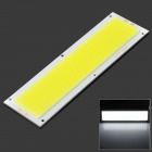 DIY 7W 630LM 6500K White Light Flat Strip LED Module (12~14V)
