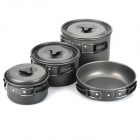 DS-500 Outdoor Camping Kochen Pot Set