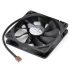 Akasa AK-FN058 Apache 120mm 4-Pin PWM 9-Blade Cooling Heatsink Fan for Computer - Black