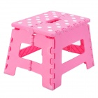 Collapsible Baby Outdoor PP Stool - Pink