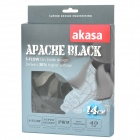 Akasa AK-FN062 Apache 140mm 4-Pin PWM 9-Blade Cooling Heatsink Fan for Computer - Black
