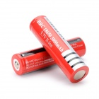 "UltraFire BRC 18650 ""3000mAh"" Li-ion Rechargeable Batteries (2PCS)"