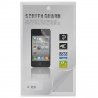 Protective Glossy Scratch Resistant Screen Protector Guard Film for Iphone 5 - Transparent