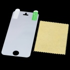 Protective Mirror Screen Protector Guard Film for Iphone 5 - Transparent