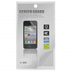 Protective Matte Screen Protector Guard Film for Iphone 5 - Transparent