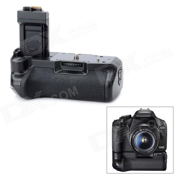 Ruibo BG-E5 Battery Grip for Canon EOS 1000D / 500D / 450D - Black dste bg e5 battery grip for canon eos 450d 500d 1000d rebel xsi t1i xs kiss digital x2 x3 f