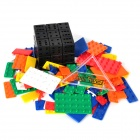 DIY 3 x 3 x 3 Cube Twist Puzzle Kit - Black