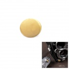 Cam-in CAM9008 Copper Camera Shutter Button - Golden (Convex)
