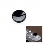 Cam-in CAM9015 Copper Camera Shutter Button for Leica / Fujifilm + More - Black (Concave)