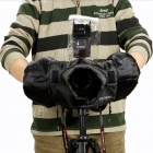 CADEN Water Resistant Warm Keeper Protective Rain Cover for DSLR - Black