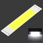 DIY 3W 270LM 6500K White Light Flat Strip LED Module (9~10V)
