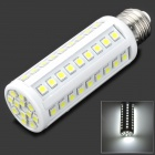 E26 6W 792LM 6500K White 66-SMD 5050 LED Light Bulb - White (85~265V)