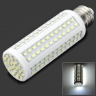 E26 12W 855LM 6500K White 171-SMD 3528 LED Light Bulb - White (85~265V)
