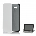 Protective PU Leather Case for Samsung Galaxy Tab 2 7.0 - White
