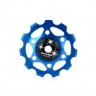 GUB JY-C11S Bearing Jockey Wheel - Blue